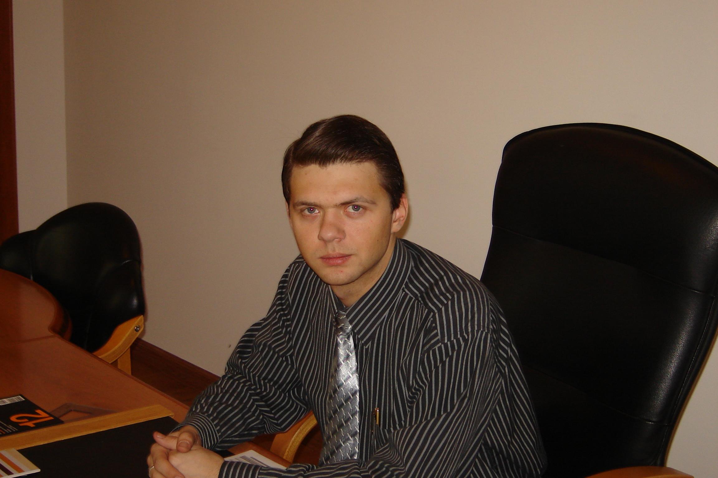 Рахмилевич Антон Александрович