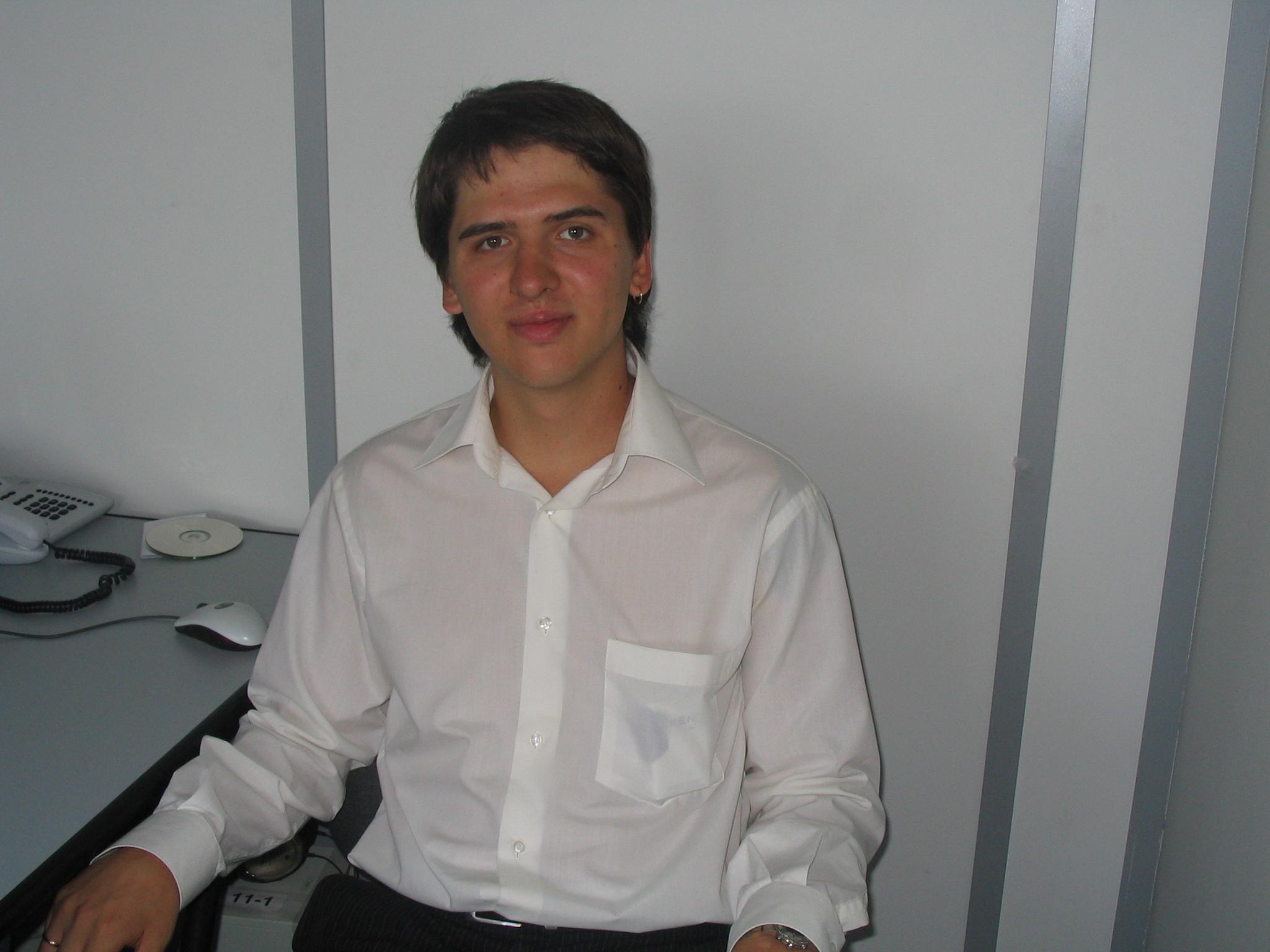 Воронцов Дмитрий Сергеевич